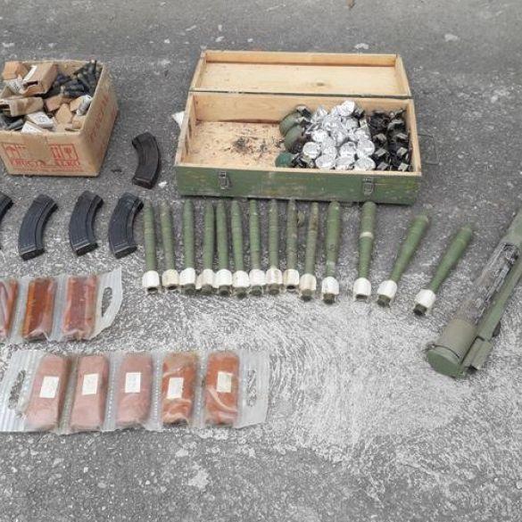 Građani dobrovoljno predaju oružje i u Požeškoj županiji