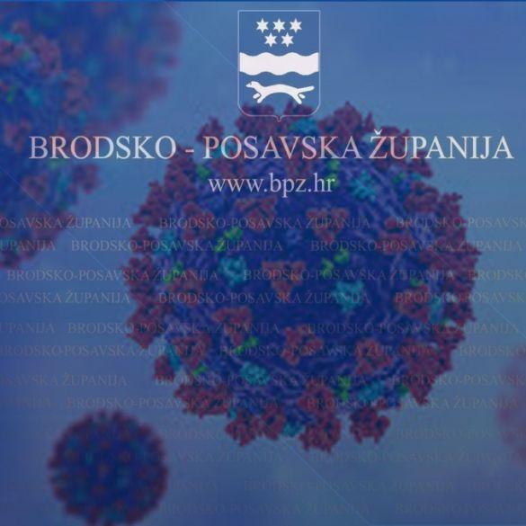Tri nova slučaja koronavirusa u Brodsko posavskoj županiji