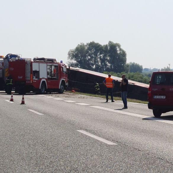 Novi detalji teške prometne nesreće kod Slavonskog Broda