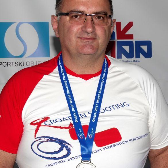 Damiru Bošnjaku pozivnica za Paraolimpijske igre