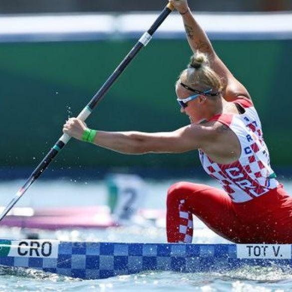 Vanesa Tot vratila se sa svojih prvih Olimpijskih igara!