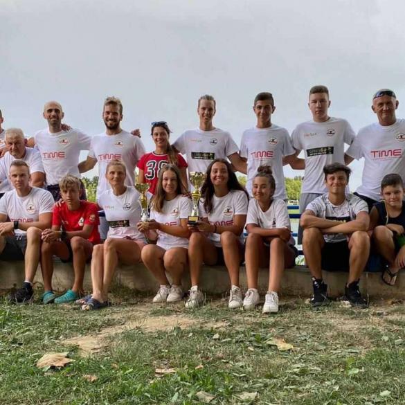 Hana Ćerić i Antun Novaković najuspješniji sportaši prvenstva Hrvatske u sprintu!
